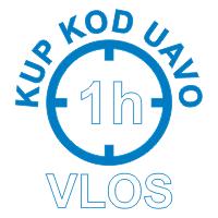 Logo VLOS 1h TestNaDrony.pl